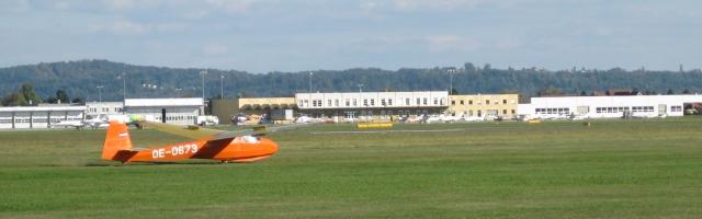 K8 Landung