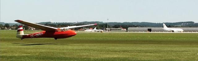 K7 Landung