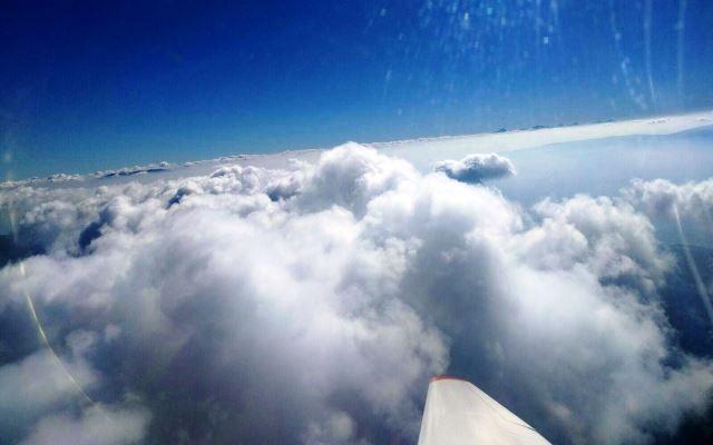 Dimona-in-Stratosphäre